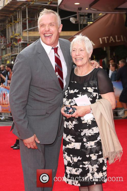 Greg Davies and Mother