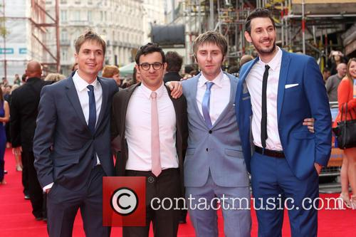 Joe Thomas, Simon Bird, James Buckley and Blake Harrison 3