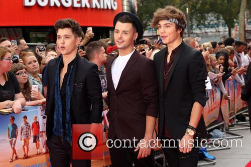 'The Inbetweeners 2' world premiere held at the...