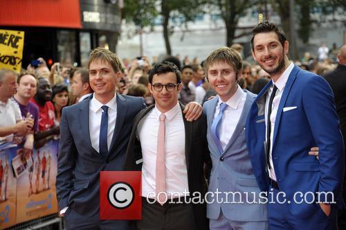 Blake Harrison, Joe Thomas, Simon Bird, James Buckley, Vue West End