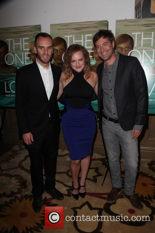 Charlie Mcdowell, Elisabeth Moss and Mark Duplass 6