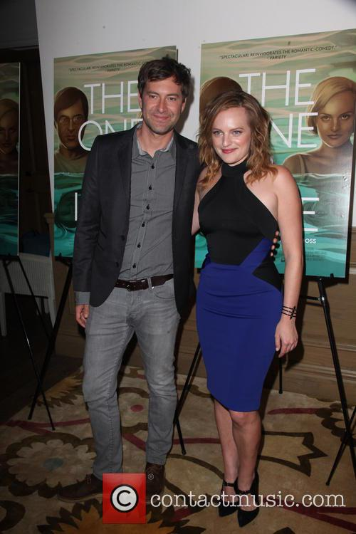 Mark Duplass and Elisabeth Moss 3