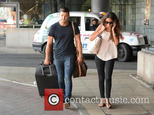 Michelle Keegan and Mark Wright 11