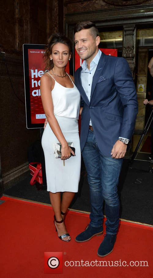 Michelle Keegan and Mark Wright 4