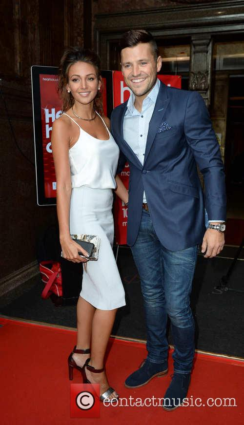 Michelle Keegan and Mark Wright 6