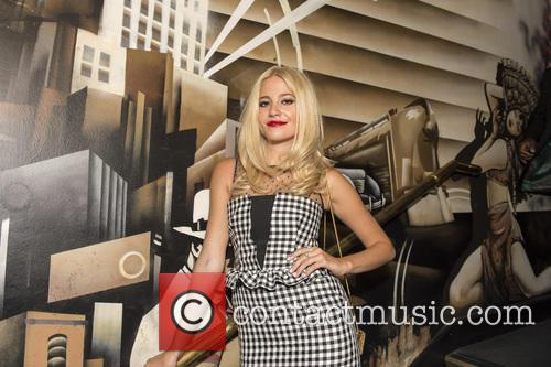Pixie Lott album launch at Werewolf
