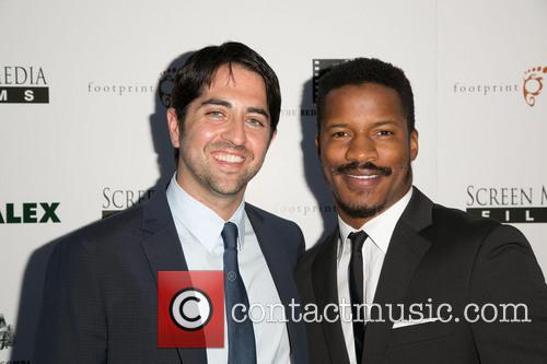 Adam Saunders and Nate Parker
