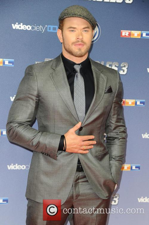German premiere of 'The Expendables 3'