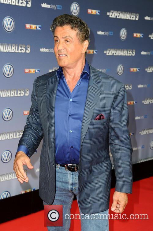 Sylvester Stallone, Residenz movie theatre