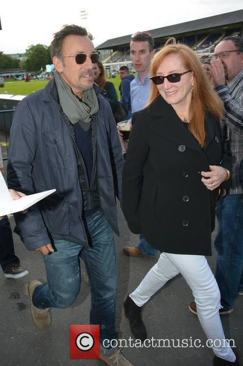 Bruce Springsteen and Patti Scialfa 2