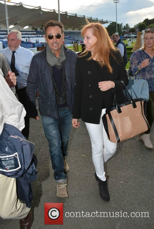 Bruce Springsteen and Patti Scialfa 7