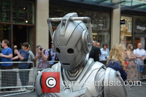 Doctor Who and Cyberman 5