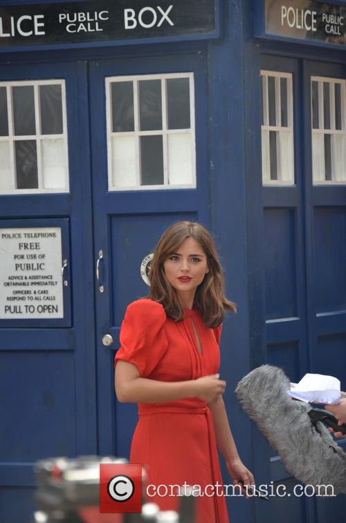 Doctor Who and Jenna Coleman
