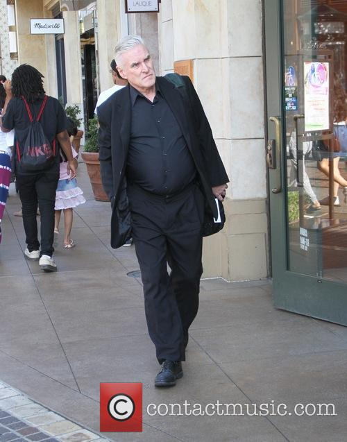 Martin Olson heads for Barnes & Noble
