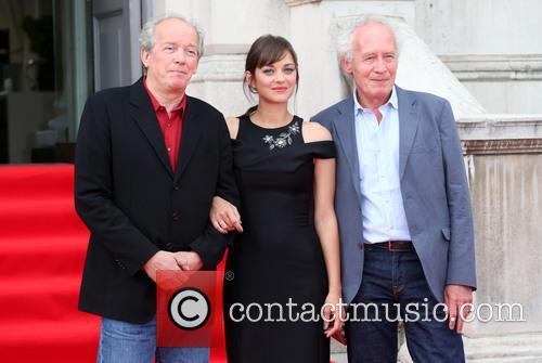 Jean-pierre Dardenne, Marion Cotillard and Luc Dardenne 4