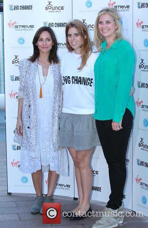 Holly Branson, Princess Beatrice and Natalie Imbruglia 7