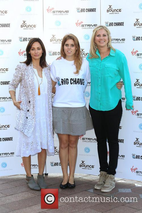 Natalie Imbruglia, Princess Beatrice Of York and Holly Branson 8