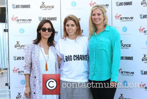 Natalie Imbruglia, Princess Beatrice Of York and Holly Branson 9