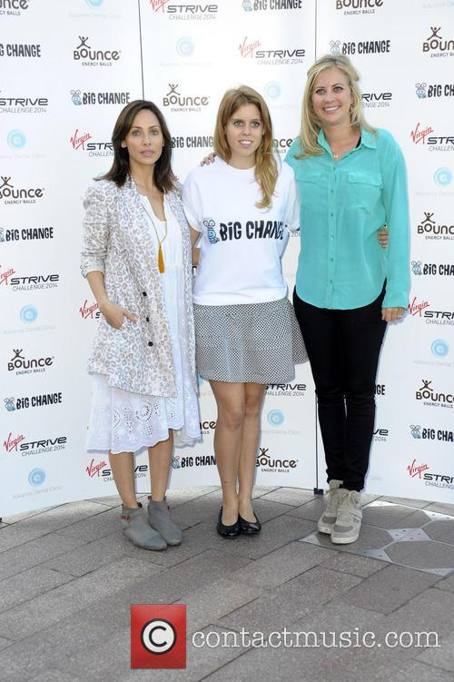 natalie imbruglia princess beatrice holly branson virgin strive challenge 4316658