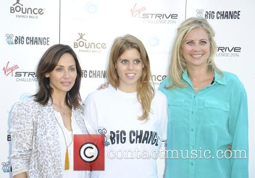 natalie imbruglia princess beatrice holly branson virgin strive challenge 4316666