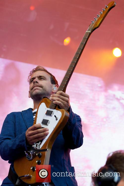 Aaron Dessner and The National 2