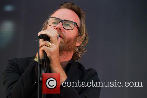 Matt Berninger and The National 4