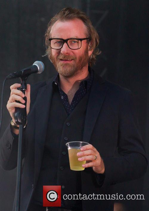 Matt Berninger and The National 1