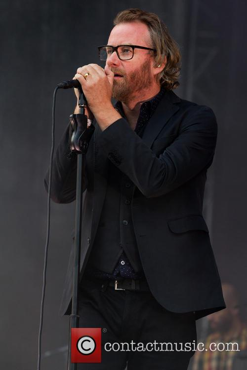 Matt Berninger and The National 6