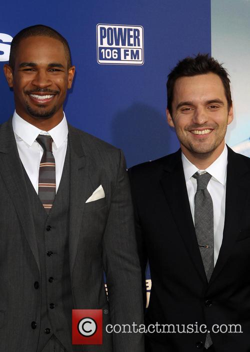 Damon Wayans Jr. and Jake Johnson 3