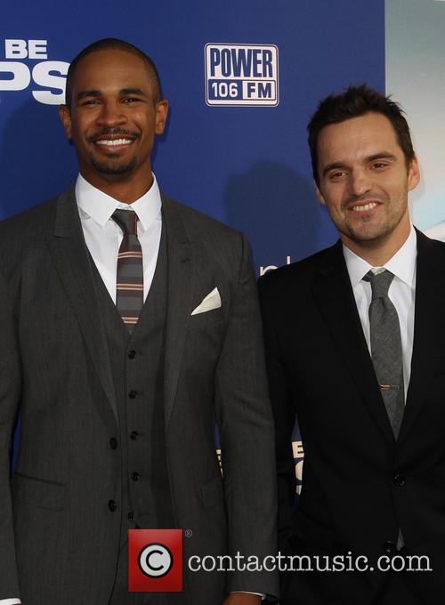 Damon Wayans Jr. and Jake Johnson 9