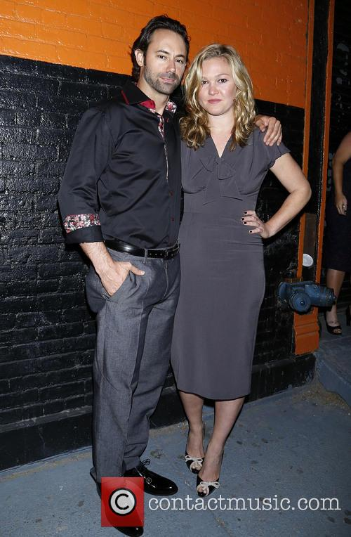James Wirt and Julia Stiles 2