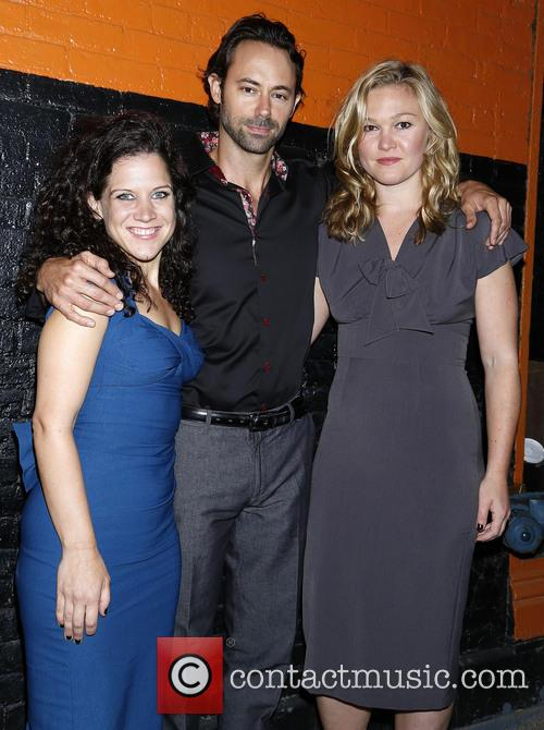 Julia Stiles, James Wirt and Jennifer Delia 3