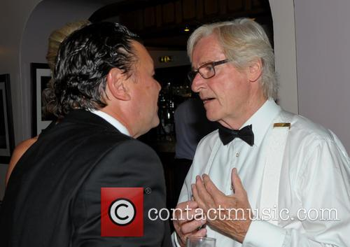 Jamie Foreman and William Roache 11