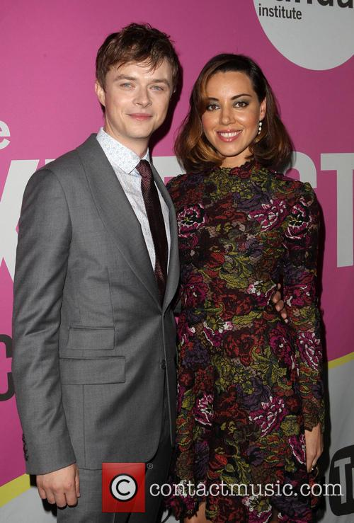 Dane Dehaan and Aubrey Plaza 5