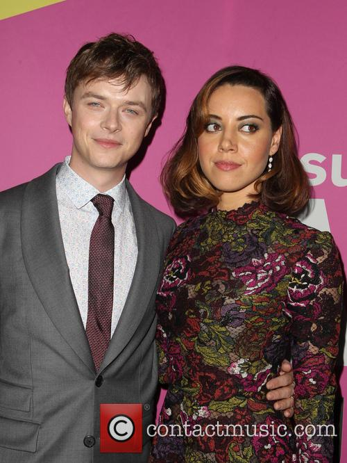 Dane Dehaan and Aubrey Plaza 6