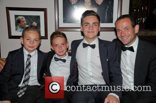 Finn Jacklin, Sammy Jacklin, Patrick Jacklin and Warren Jacklin 5