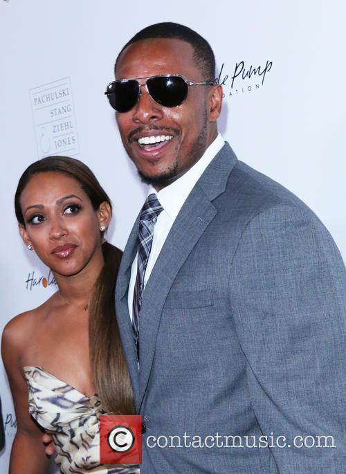 Julie Pierce and Paul Pierce