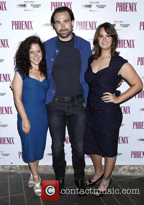 Jennifer Delia, Sean Stone and Julie Pacino