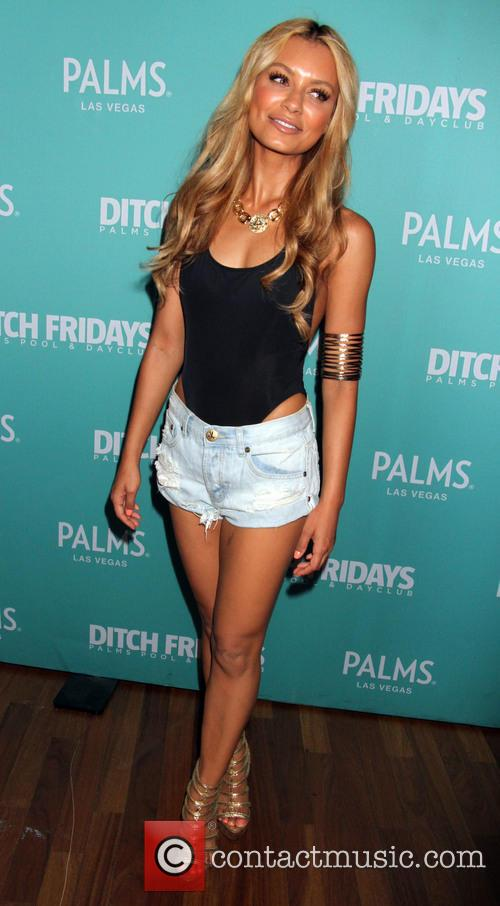 Havana Brown DJs and performs at 'Ditch Fridays,'...