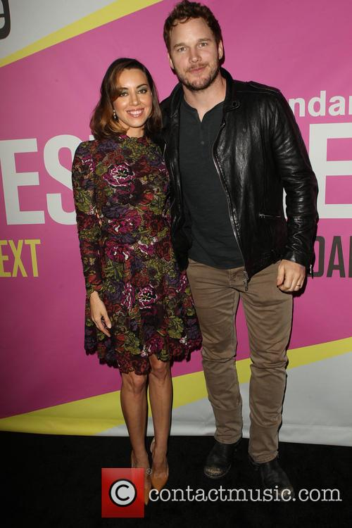 Chris Pratt Aubrey Plaza