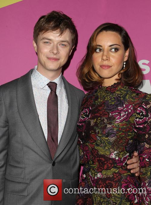 Dane Dehaan and Aubrey Plaza 7