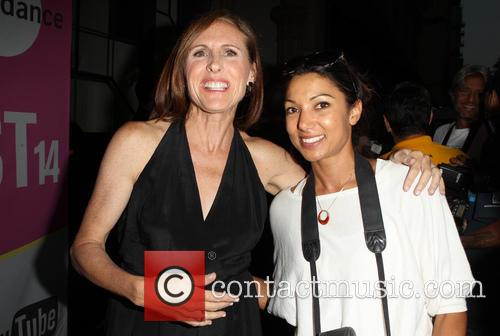 Molly Shannon and Guest 1
