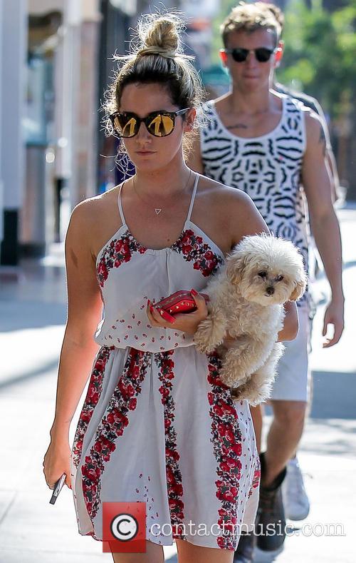 Ashley Tisdale and Maui 20