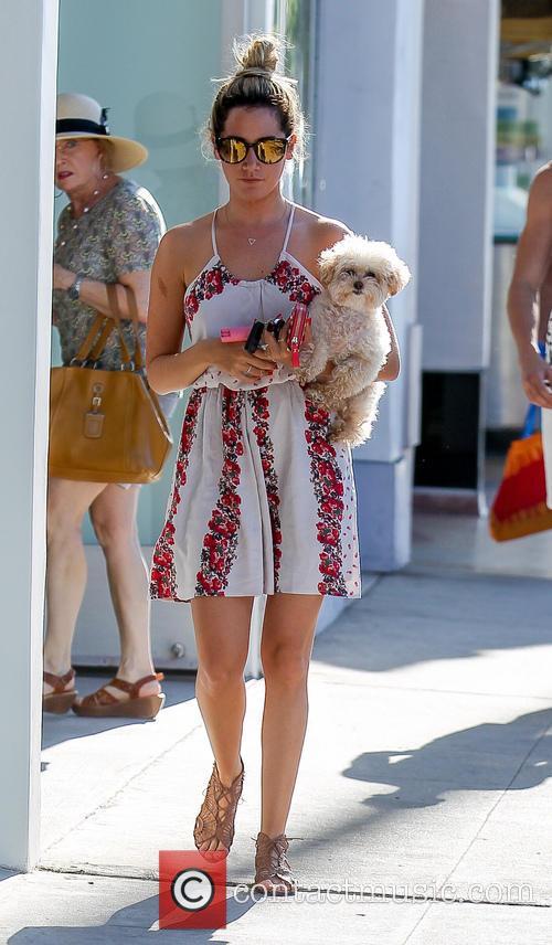 Ashley Tisdale and Maui 21