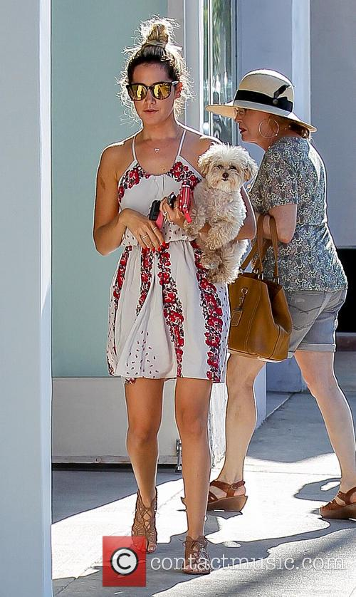 Ashley Tisdale and Maui 23