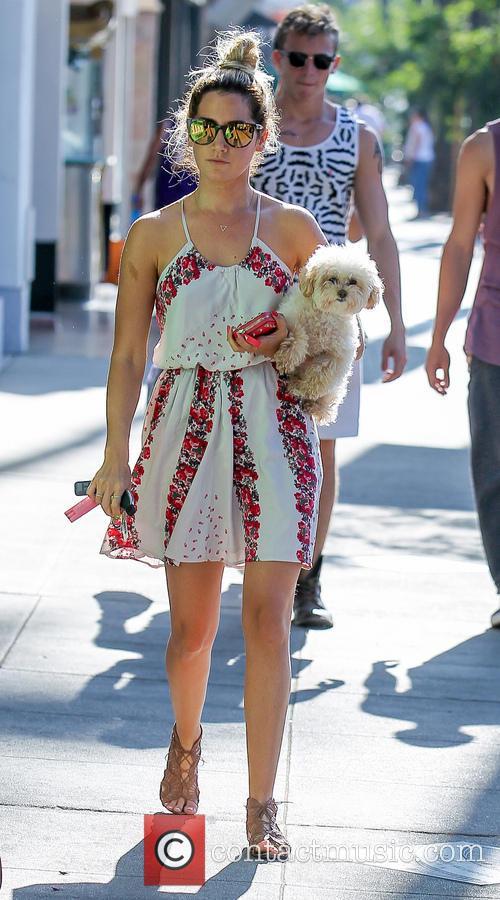 Ashley Tisdale and Maui 26