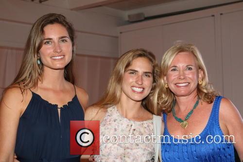 Lauren Bush, Ashley Bush and Sharon Bush 3