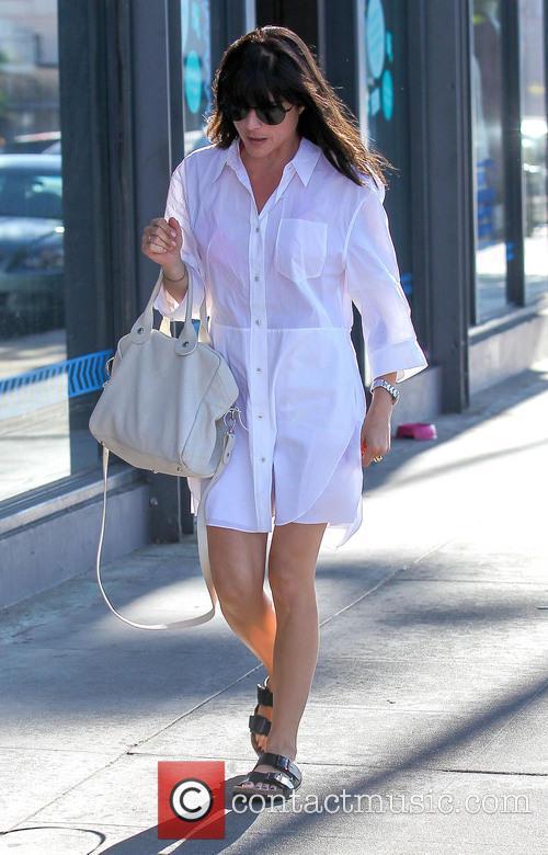 Selma Blair runs errands in Los Angeles