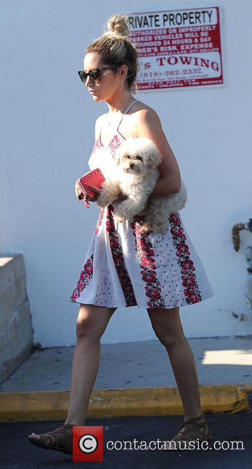 Ashley Tisdale and Maui 11