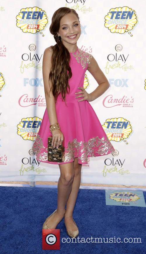 Teen Choice Awards and Maddie Ziegler